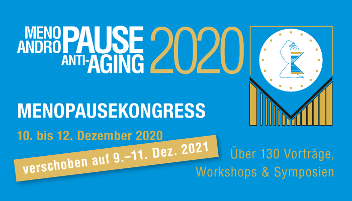 Menopause, Andropause, Anti-Aging 2021 (Wien)
